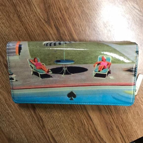 Kate Spade Dive In Wallet